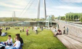 Perkins+Will'den 3. Köprü Alanına Park Tasarımı