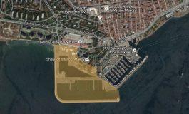 Ataköy'deki mega yat limanı mühürlendi