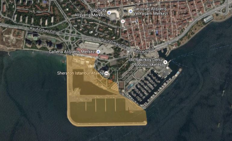 Ataköy Yat Limanı İçin Referandum Kararı