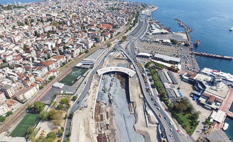 Avrasya Tüneli'ne Yakın Konut Projeleri