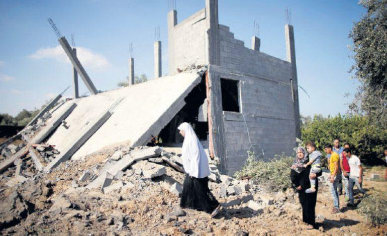 İsrail'e Batı Şeria'da 'bina' tepkisi!