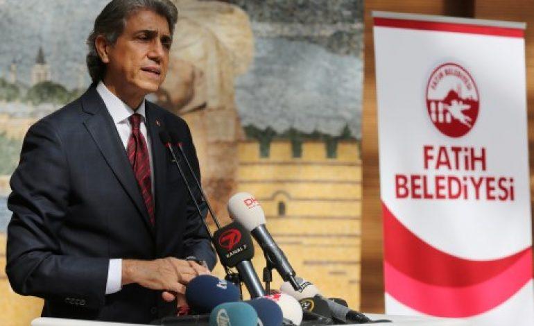 Mustafa Demir'den Topkapı Sarayı Açıklaması