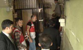Fatih'te yasa dışı kiralanan evler mühürlendi
