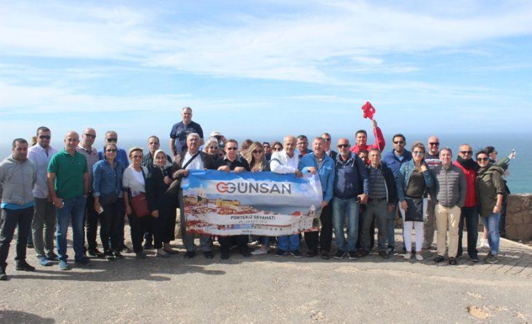 Günsan'dan Portekiz Çıkarması