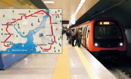 Kazlıçeşme Söğütlüçeşme Metrosunun Güzergahı