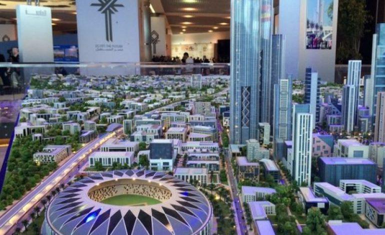 Mısır'a yeni bir idari başkent inşa ediliyor