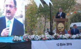 Tokat'ın İlk Kentsel Dönüşüm Projesi Temeli Atıldı