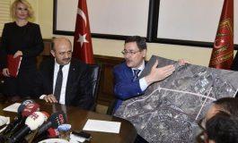 Ankara'da 'Zırhlı Birlikler'den geçecek bulvar için protokol imzalandı