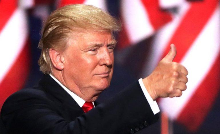 Gayrimenkul Devi Trump Amerika Başkanı Seçildi