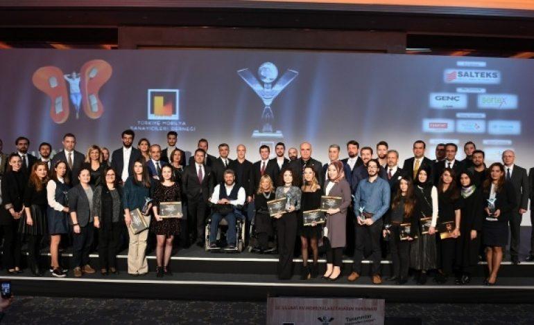 12'nci Ulusal Ev Mobilyaları Tasarım Yarışması birincileri belli oldu