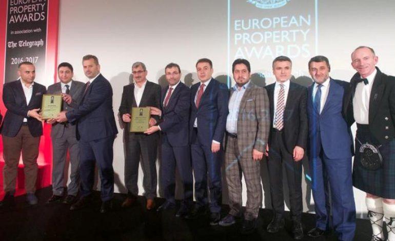 Sancaktepe Belediyesi, Avrupa Gayrimenkul Ödülleri'nden Altı Ödül Aldı