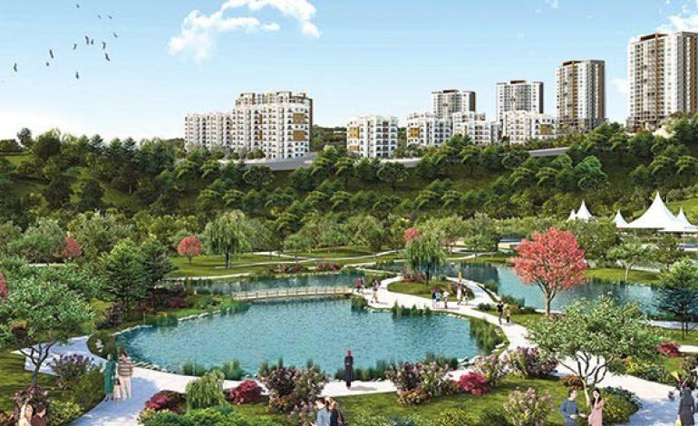 Başakşehir merkeze 550 milyon yatırım