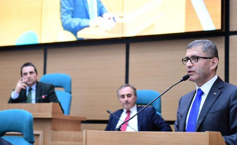 """Başkan Hilmi Türkmen: """"Örnek Dönüşümde""""de Planlar Tıkır Tıkır İşliyor"""