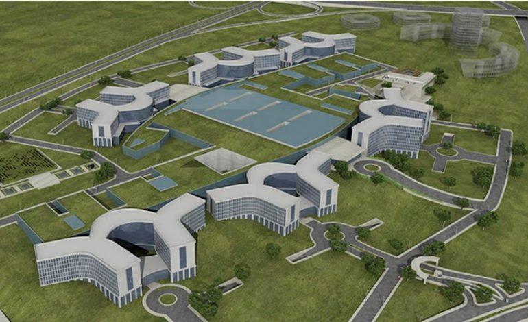 İkitelli Şehir Hastanesi Başlıyor