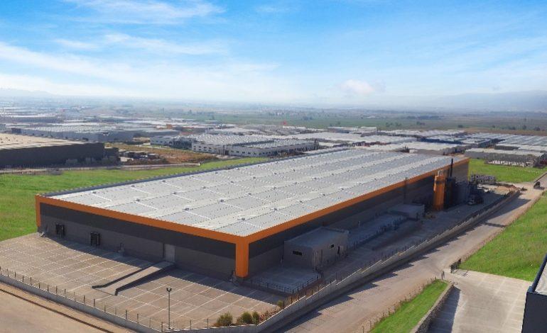 ODE Yalıtım Eskişehir tesisinde yılda 18 milyon metrekare membran üretecek