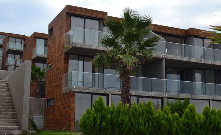 Bodrum'a Otel Konforunda Residence, B Modern Residence