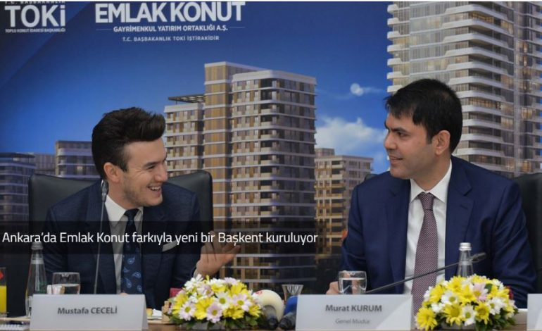 Başkent Emlak Konutları 850 TL Taksitle Satışta