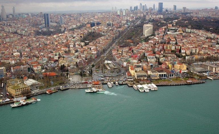 Boğaziçi İmar Yasası Beşiktaş'ta delindi