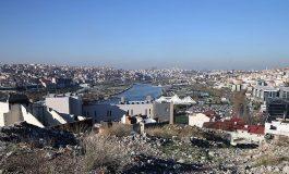 Esenler'de 25 bin konut dönüştü