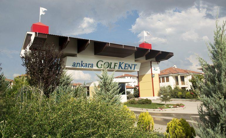 Ankara'nın Golfüne Bak !