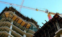 2018'de Yapı Ruhsat Verilen Yapıların Yüzölçümü Yüzde 48,9 Azaldı