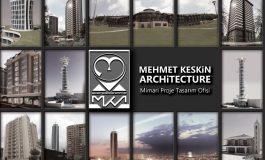 Mehmet Keskin Architecture Yeni Web Sayfası Yayında