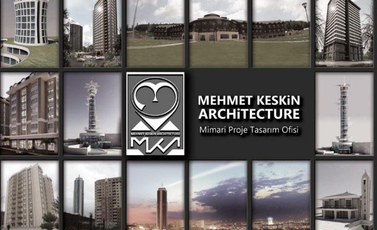 Teknik Yapı'nın Mimaride Çözüm Ortağı Mehmet Keskin Architecture