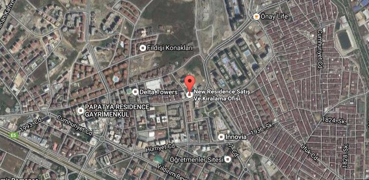 new-residence-ulasim