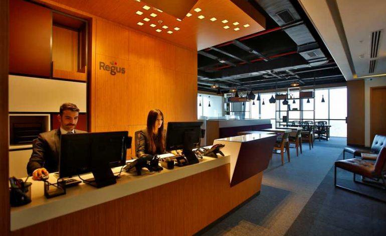 REGUS'tan Girişimciler İçin Ofis ve Toplantı Odası Kiralama Çözümleri