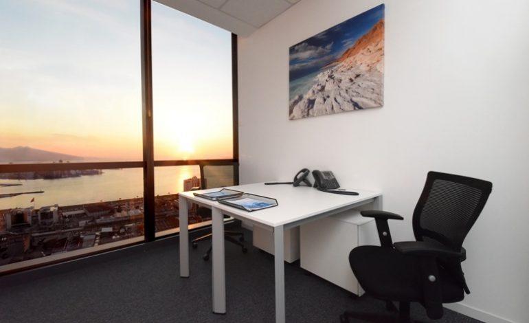 Ofis çalışanlarının tercihi manzaralı ama sakin bir masa