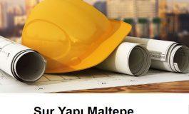 Sur Yapı Maltepe Projesinin Detayları Belli Oldu