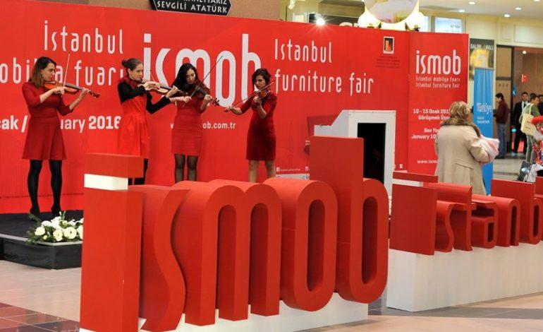 İSMOB Mobilya Fuarı Tüyap Fuar merkezi'nde Başladı