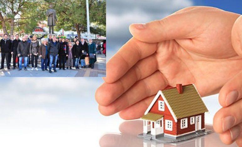 24 daire 120 kişiye satıldı iddiası
