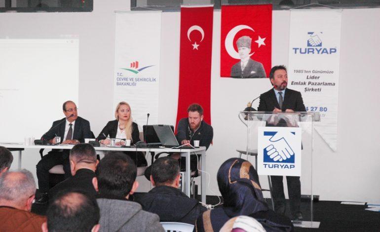 Turyap TOKİ'nin 12 ildeki 33 arsasını açık artırmaya çıkardı