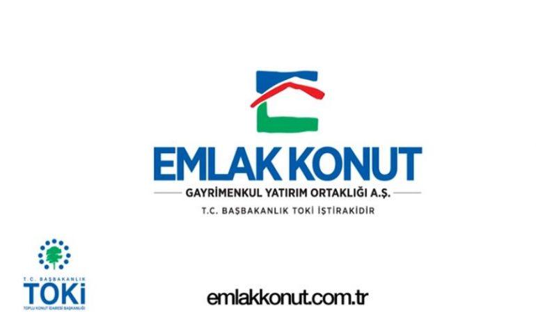 Emlak Konut'tan OYAK'a 800 milyon liralık arsa satışı