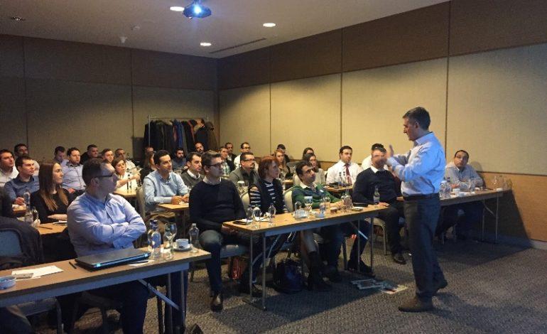 ODE Yalıtım 2017 Satış Eğitim Toplantısını Çorlu Fabrikasında Düzenledi