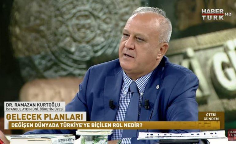 """Ramazan Kurtoğlu """" İnşaata Ara verip Üretime Yönelmeliyiz"""""""