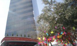 """Yüzlerce Kadının Dilekleri Windowist Tower'ın """"Dilek Ağacı""""nda"""