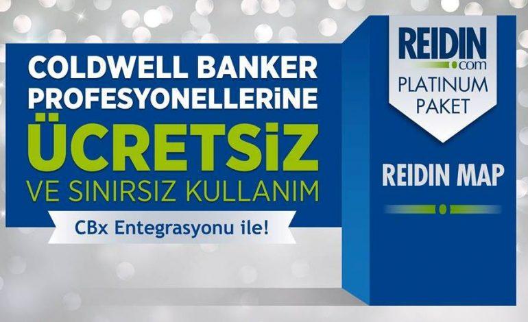 Coldwell Banker Türkiye'de REİDİN avantajı