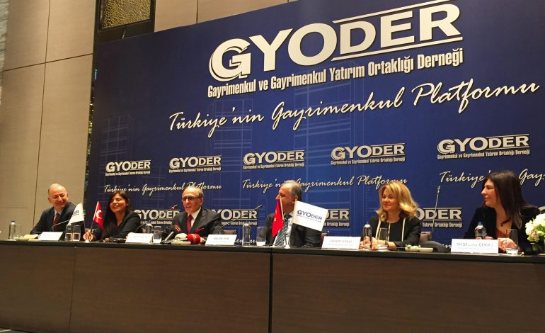 """GYODER Akademi'den """"Gayrimenkulün Vergisel Boyutu semineri"""""""