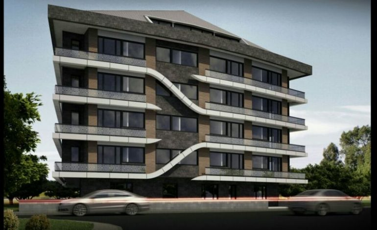 İdealtepe Panorama Residence 535.000 TL'den başlıyor.