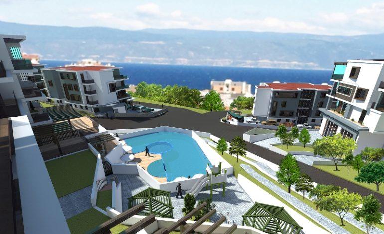 Tema Mudanya ve Mudanya Panorama Evleri'nde Satışlar Başladı