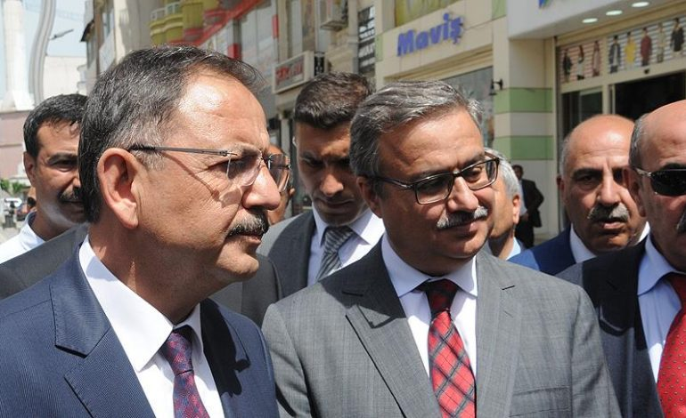 Çevre ve Şehircilik Bakanı Özhaseki: Cizre baştan sona ihya edilecek