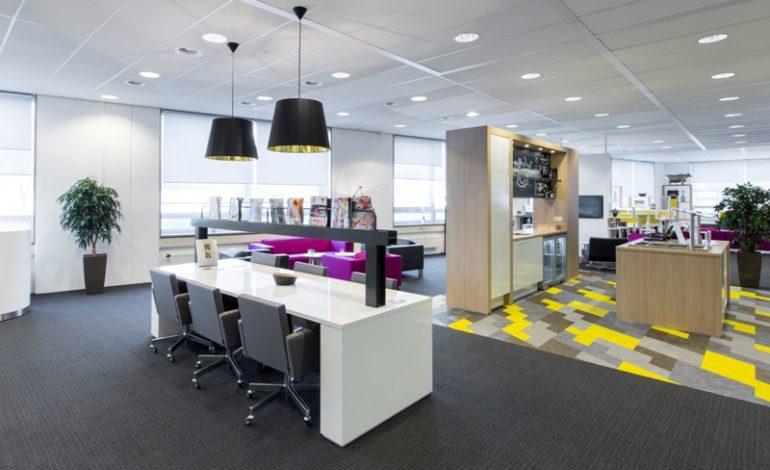 1 Milyon Metrekare Ofis Alanı Boş