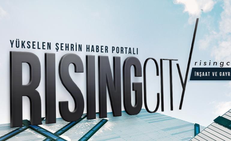 Rising City Bursa Gayrimenkul Fuarı Yarın Başlıyor