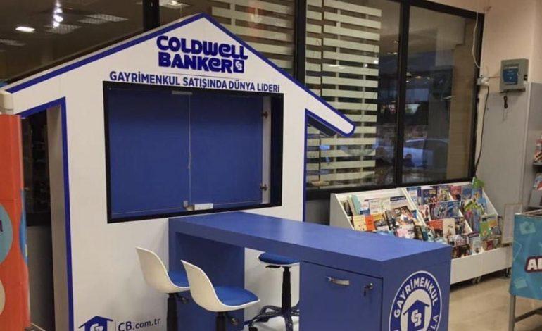 COLDWELL BANKER Uydu Ofisleri MİGROS'larda açılmaya başladı