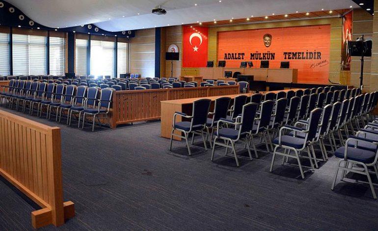 Yeni Duruşma Salonları İnşa Edilecek