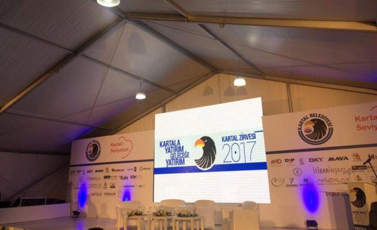 'Kartal'a yatırım Geleceğe Yatırım' İkinci Defa Düzenlendi