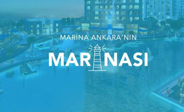 Sinpaş'tan Marina Ankara Projesinde 100 Ay 0 Faiz