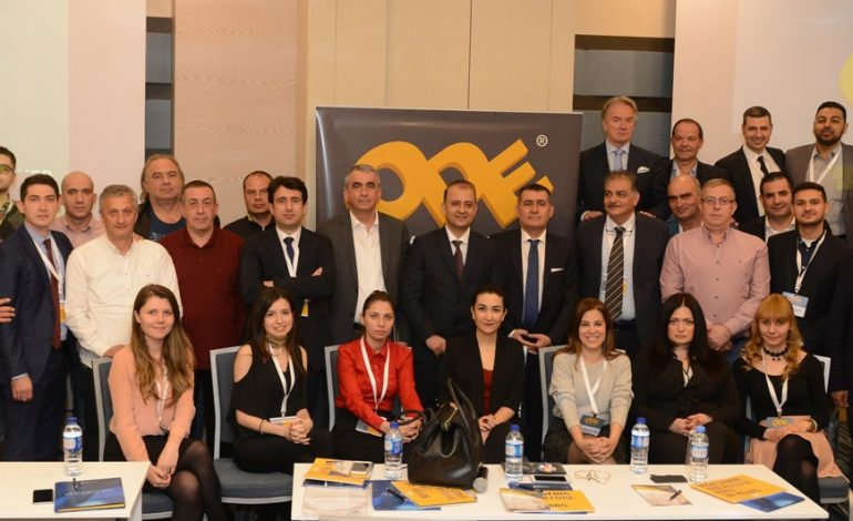 ODE YALITIM, Yurtdışı İş Ortaklarını İstanbul'da Bir Araya Getirdi